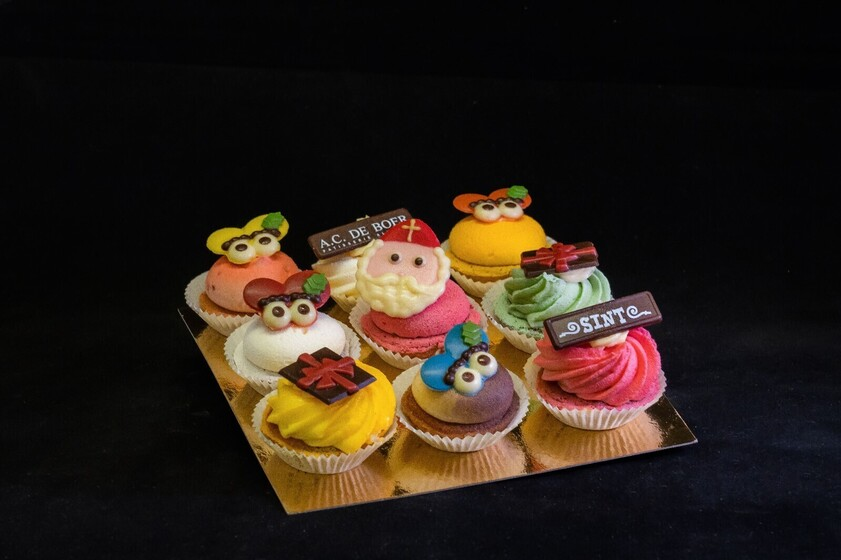 Luxe petits-fours